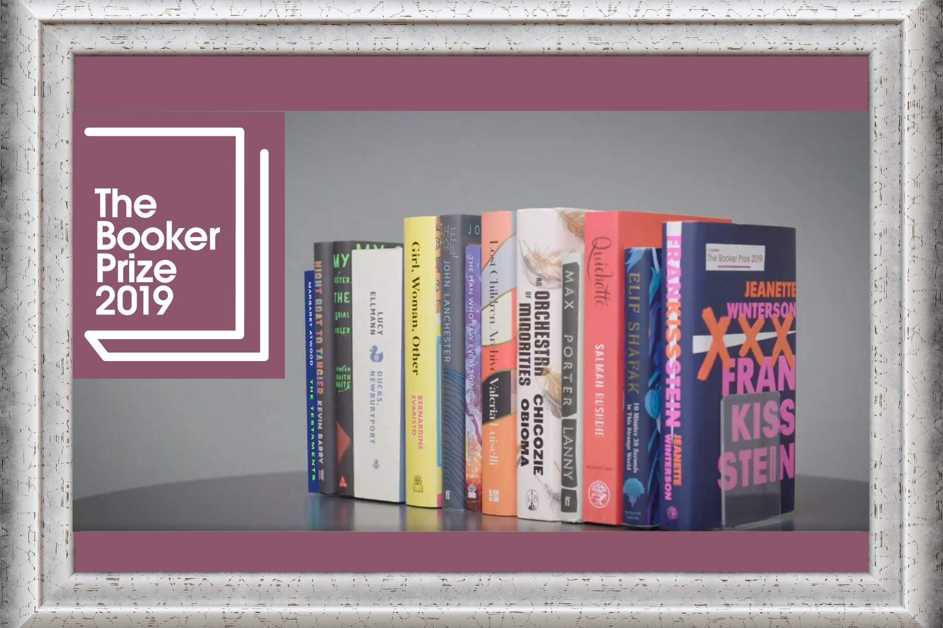 The Booker Prize 2019