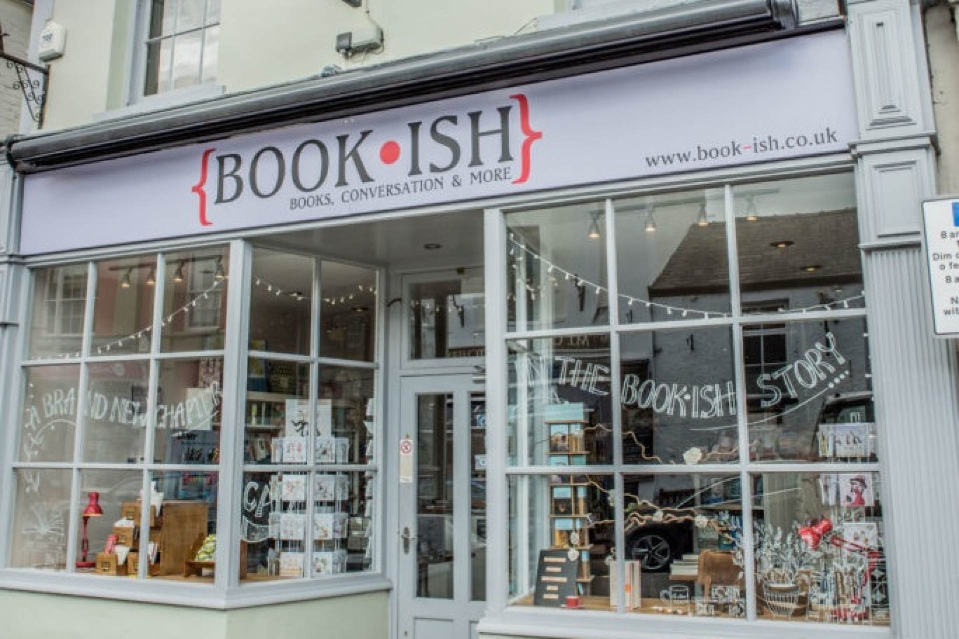 Bookshop of the Month: Book-ish, Crickhowell