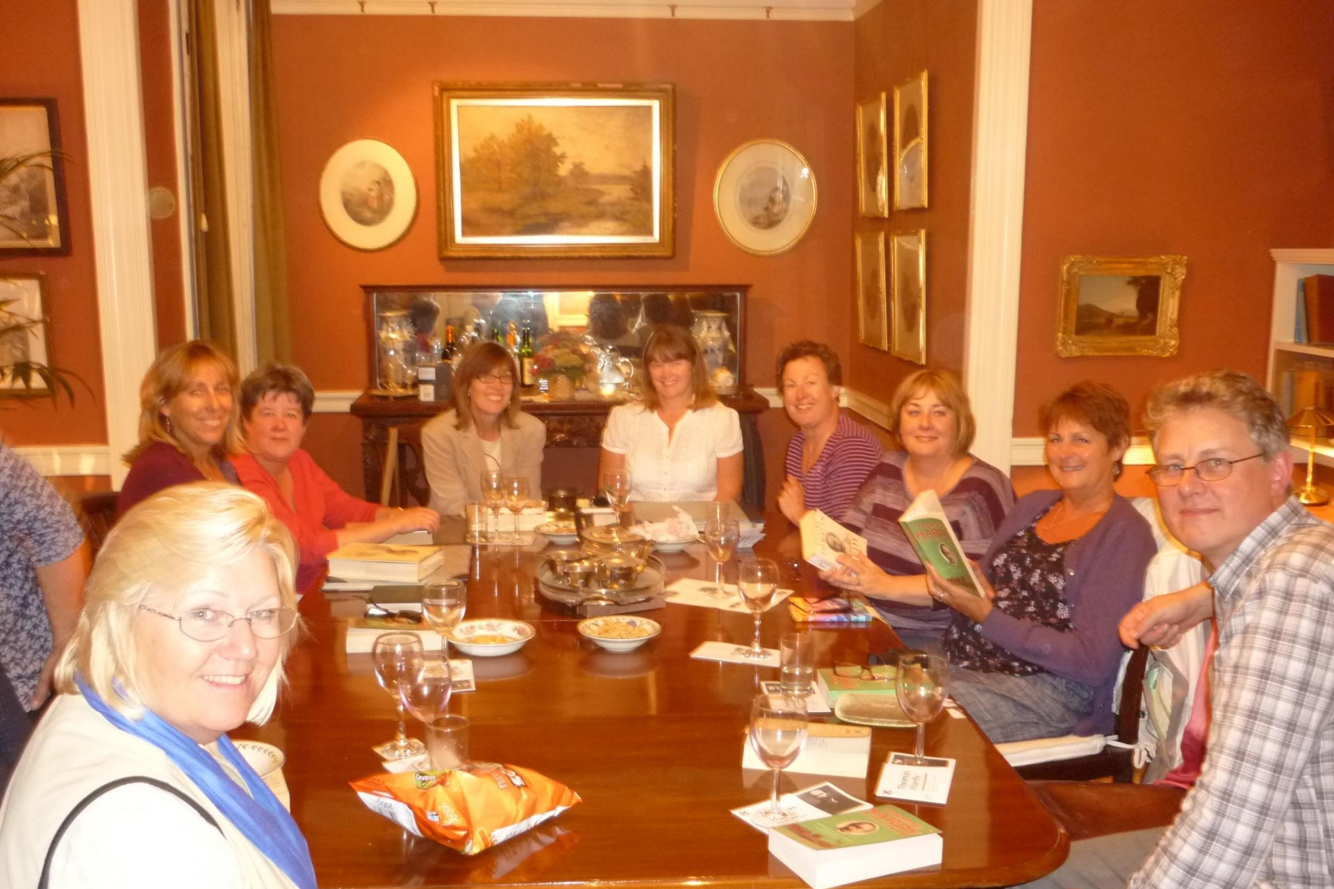 LoveReading Book Club Feature #6: Ridgeway Readers