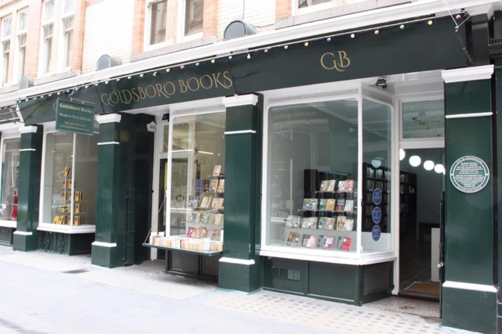 LoveReading Bookshop of the Month: Goldsboro Books