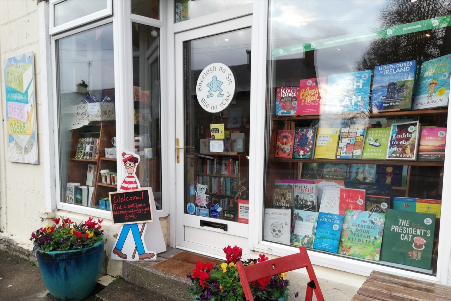 LoveReading Bookshop of the Month: Sheelagh na Gig Bookshop