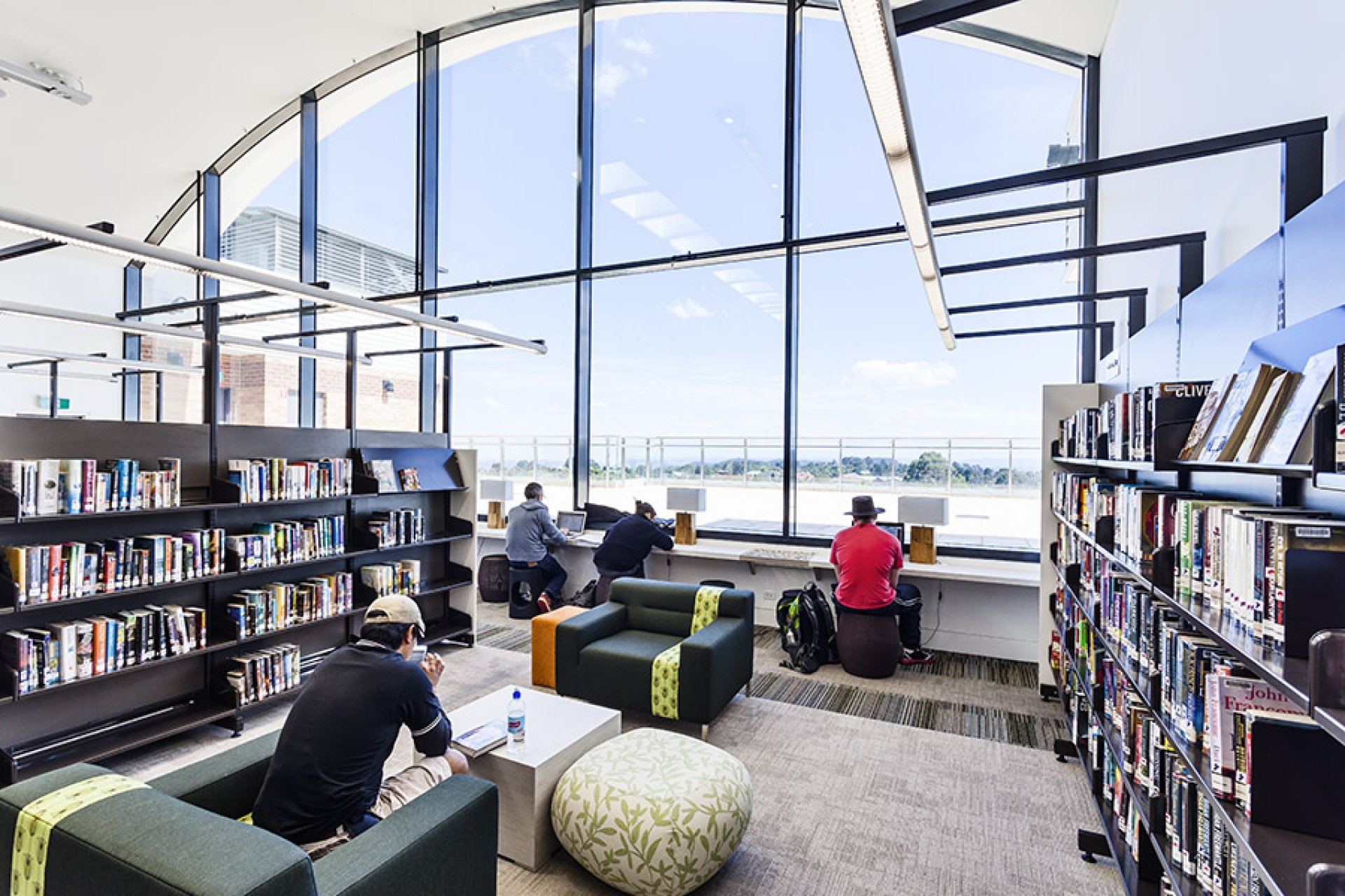LoveReading Library of the Month #6: Blue Mountains Library