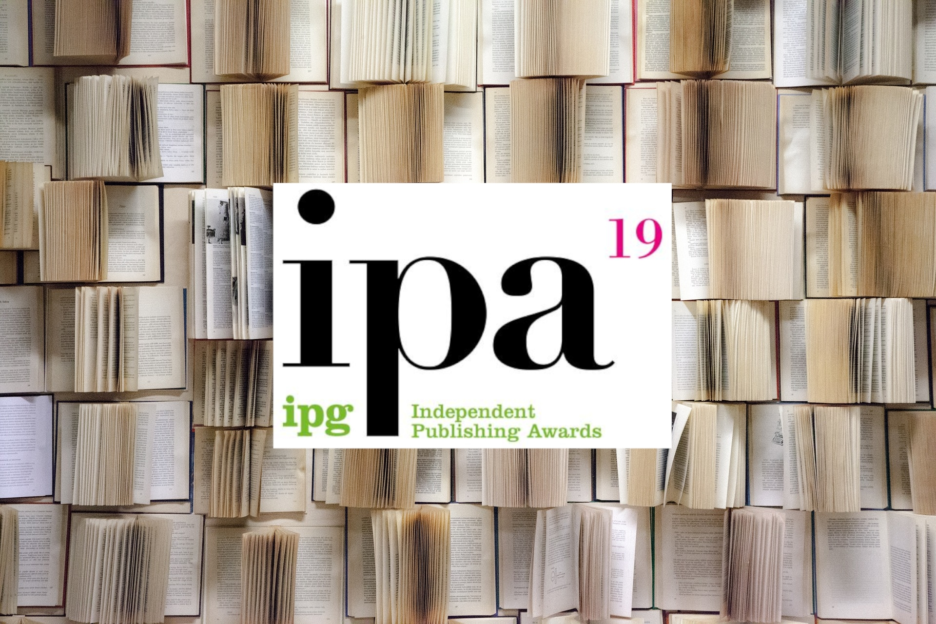 IPG'S 2019 Independent Publishing Awards