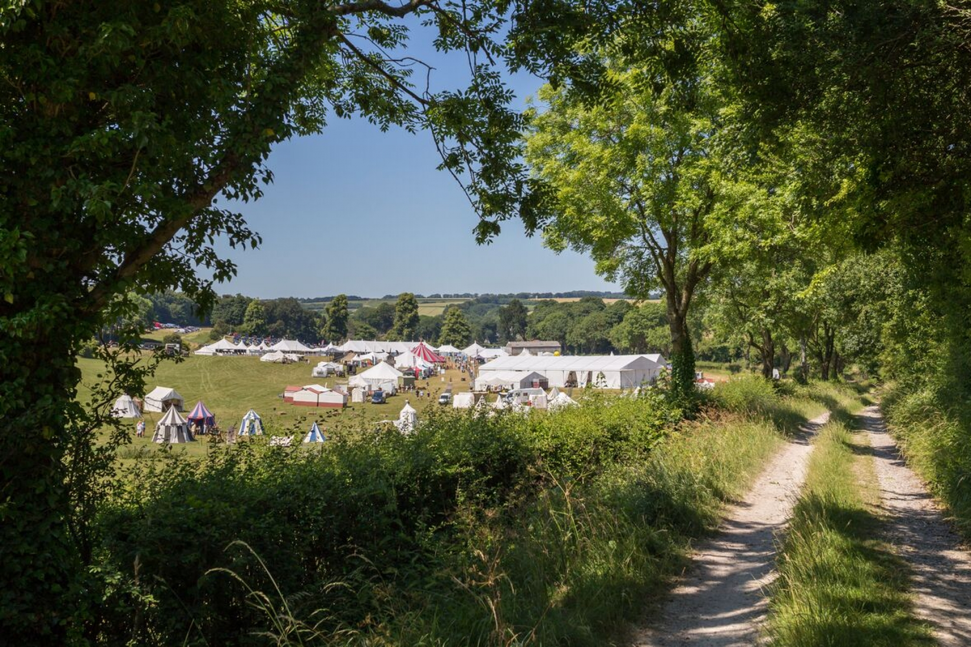 Save the Date for The Daily Mail Chalke Valley History Festival 2019
