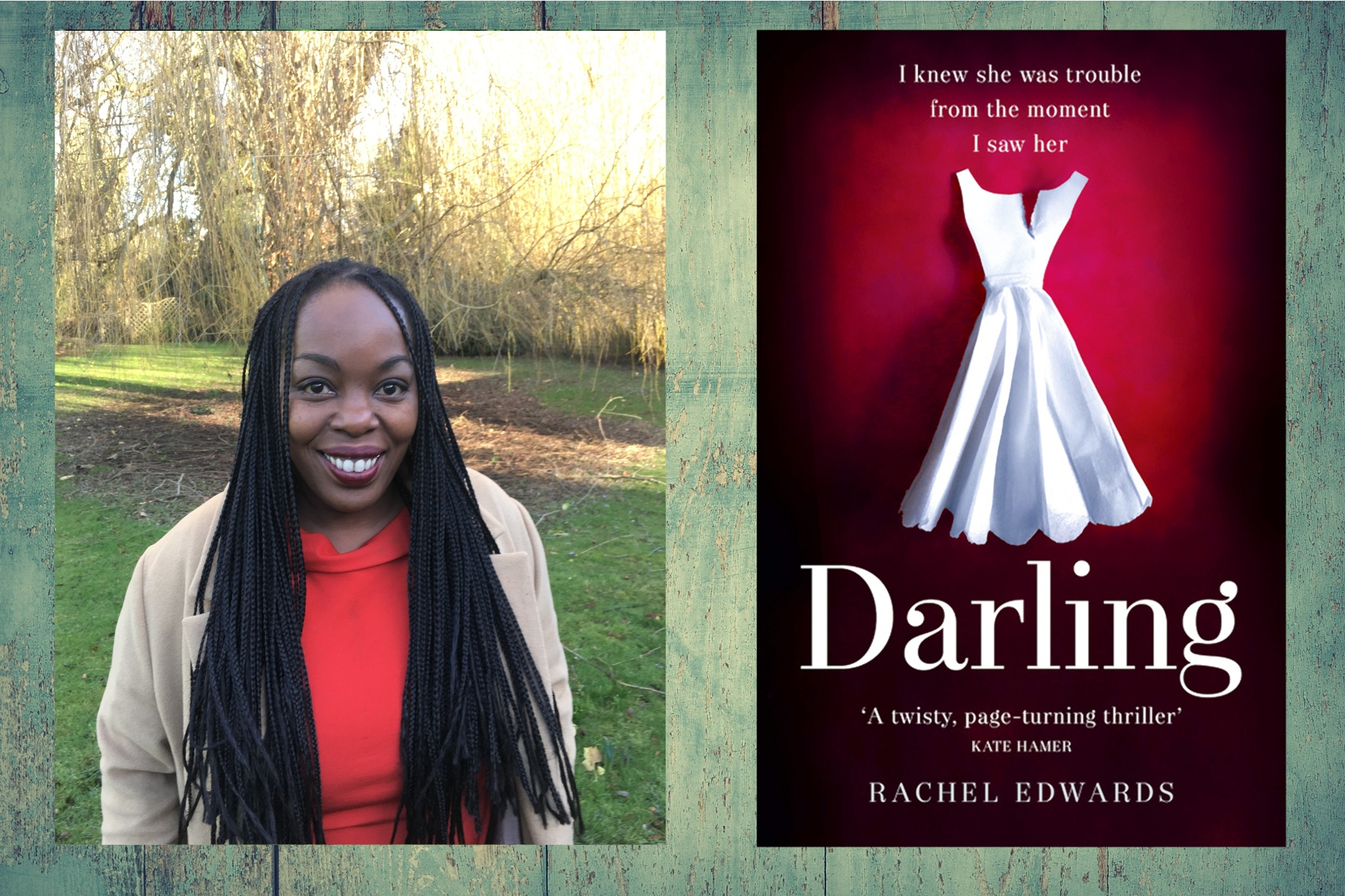 Industry Insight: Q&A with Rachel Edwards (A LoveReading Very Short Story Award Judge)