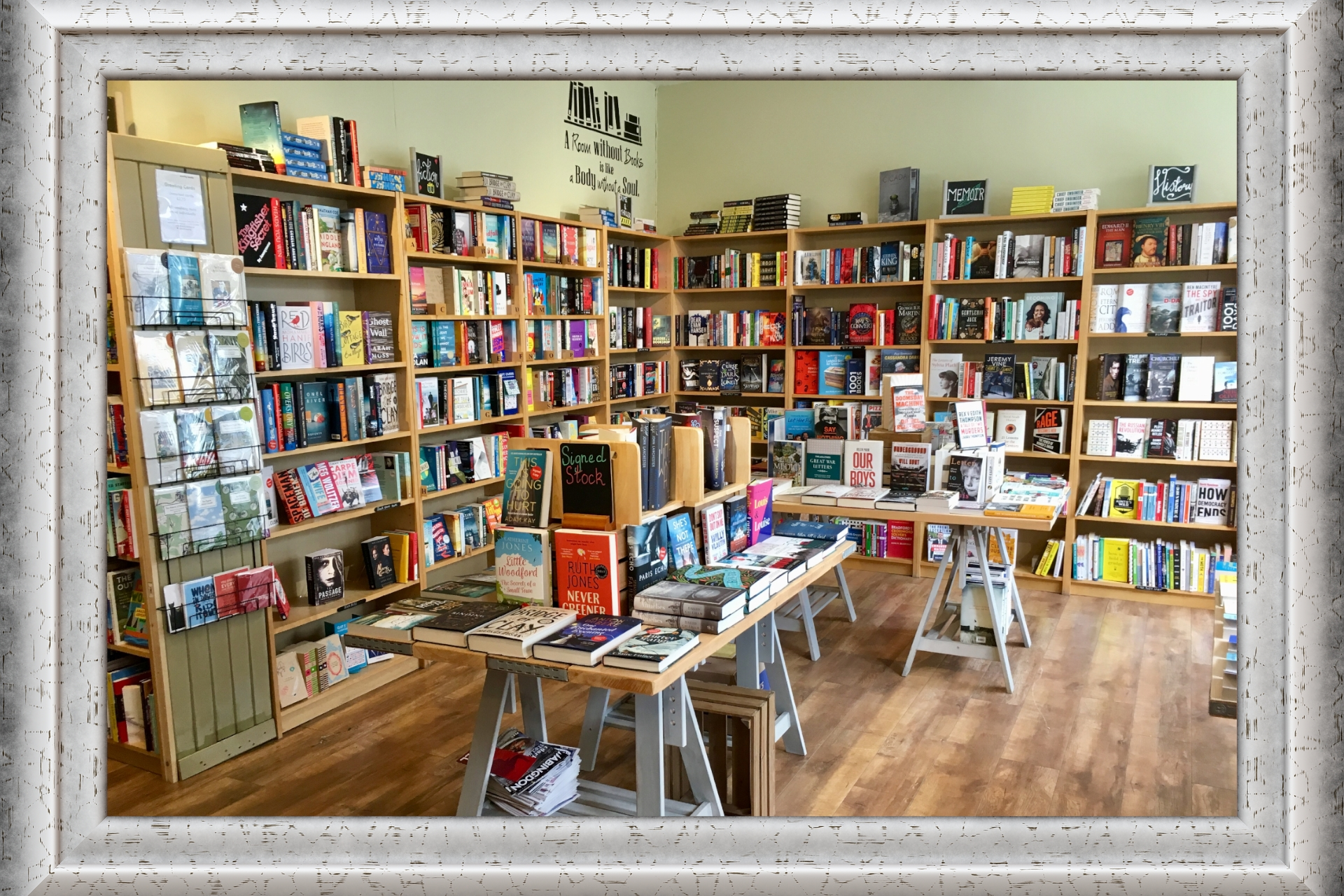 LoveReading Bookshop of the Month: Mostly Books