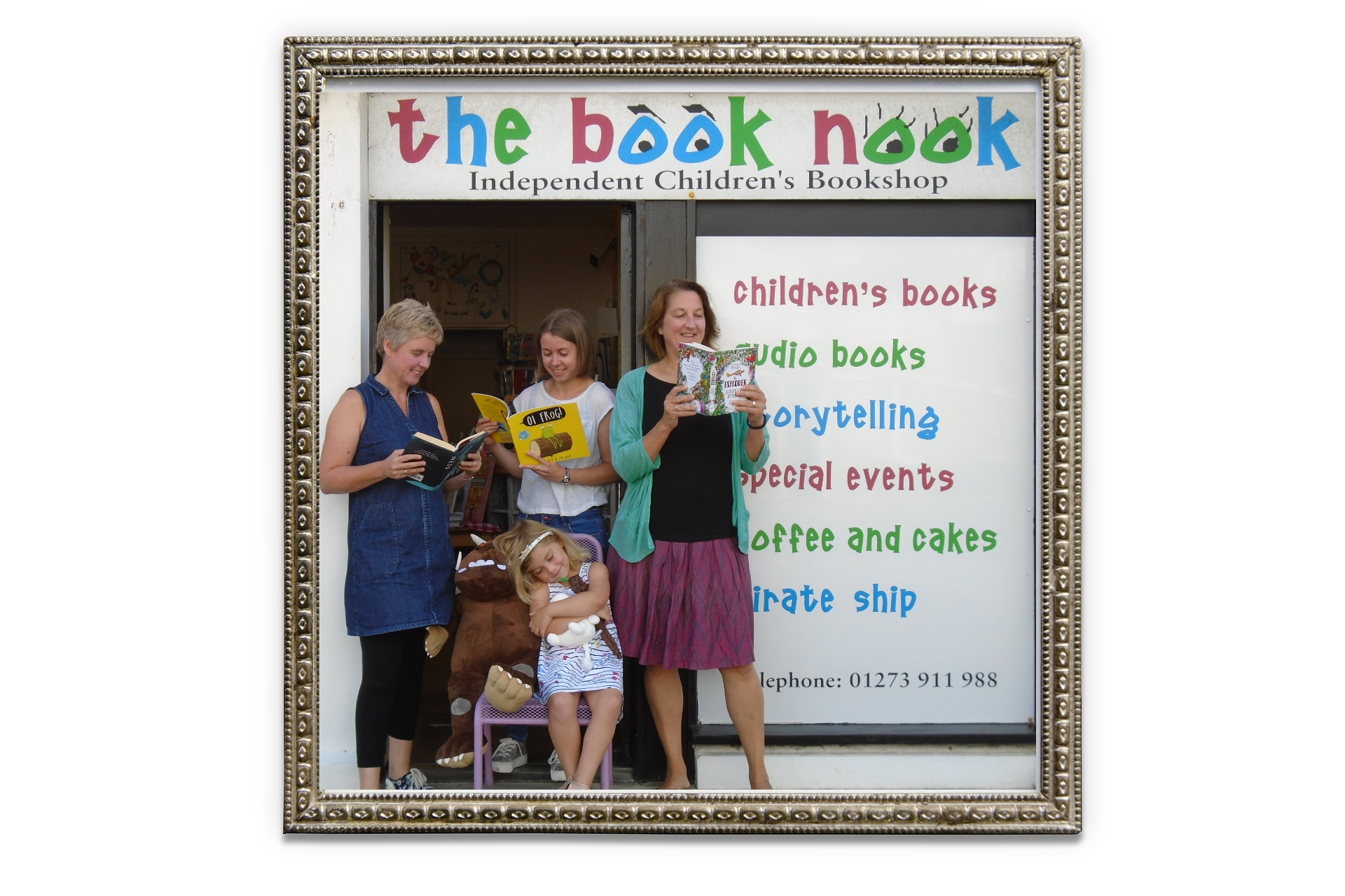 LoveReading Bookshop of the Month: The Book Nook