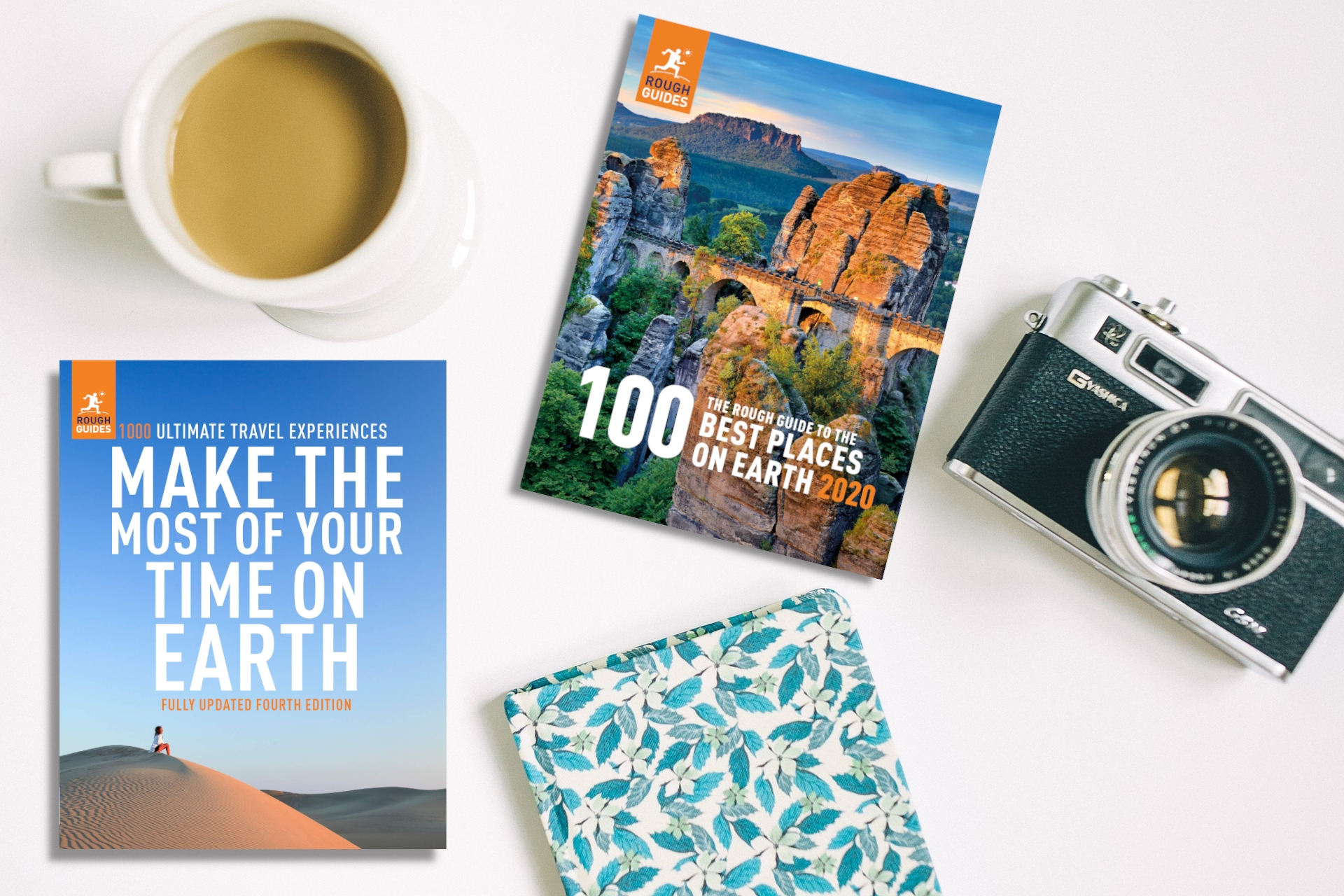 Beautiful Books, Beautiful World! - Make the most of your time on earth