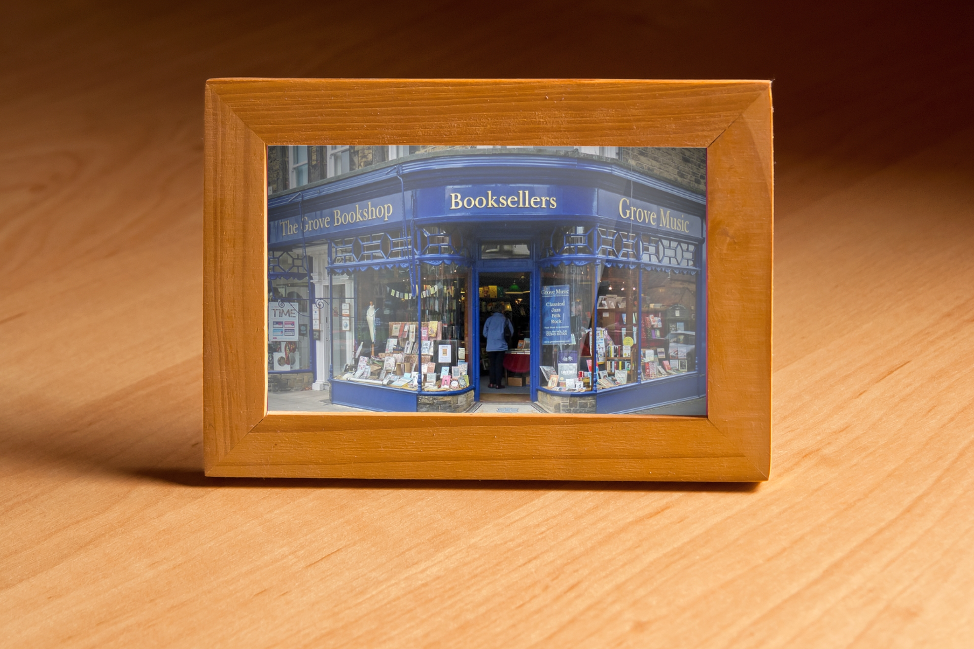 LoveReading Bookshop of the Month: The Grove Bookshop