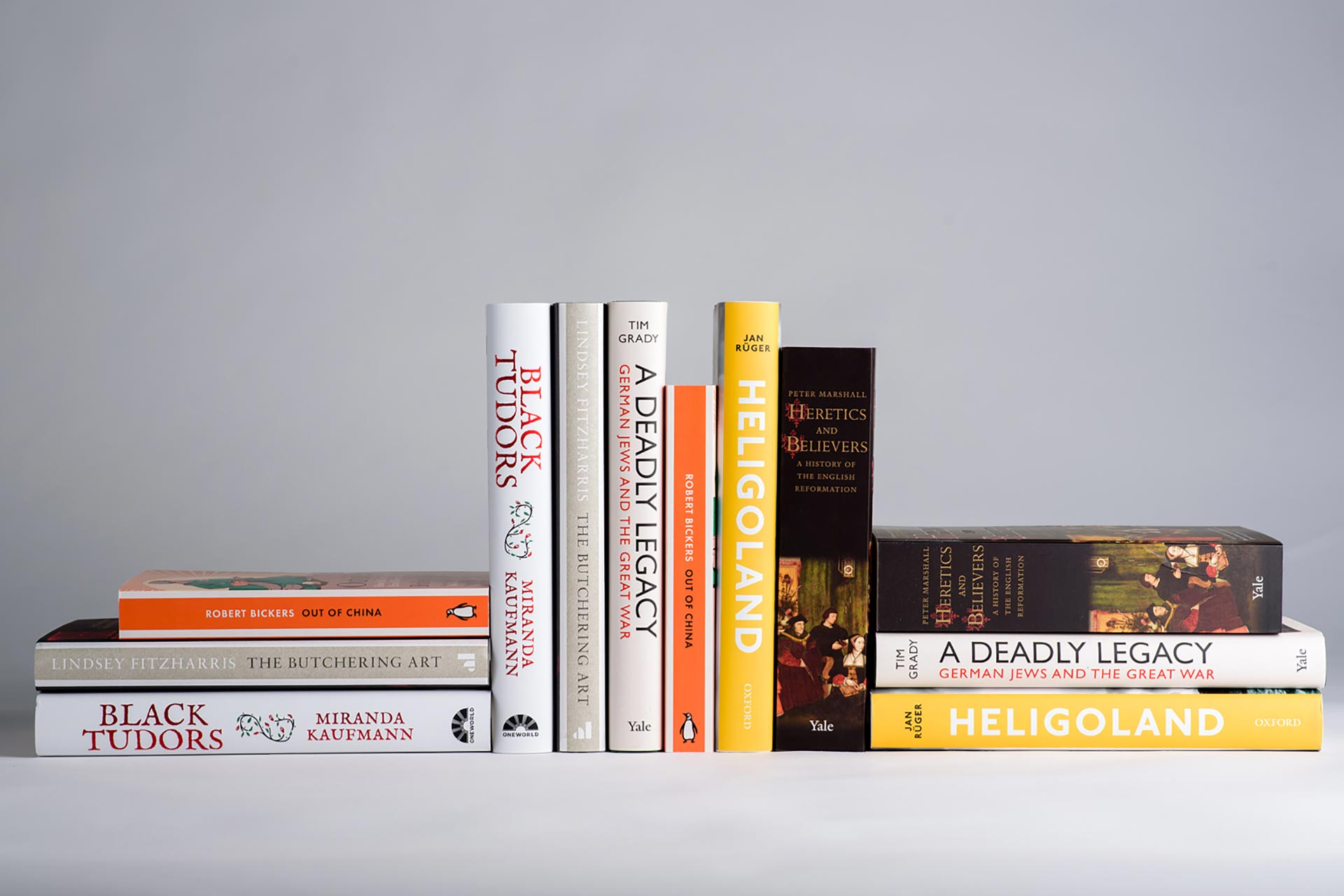 Wolfson History Prize 2018 Shortlist