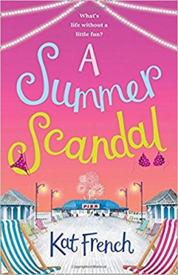 Get Involved in a Scandal This Summer!