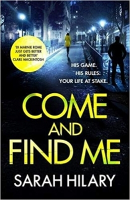 Win a SIGNED copy of Come and Find Me!