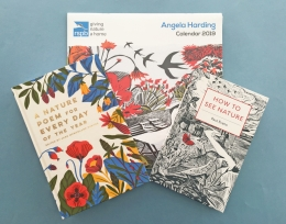 Win one of 3 Copies of A Nature Poem for Every Day PLUS Goodies!