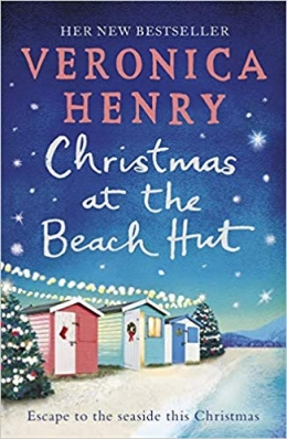 Win one of FIVE copies of Christmas at the Beach Hut!