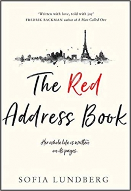 WIN a copy of The Red Address Book AND a red Moleskine Notebook!