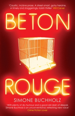 Win a signed copy of Beton Rouge and a Reading Treat!