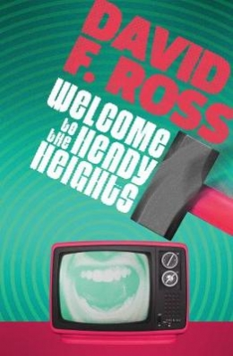 WIN a Signed copy of Welcome to the Heady Heights PLUS a Reading Treat!