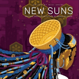 Win A Copy of New Suns.