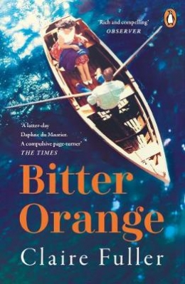 Win a signed copy of Bitter Orange and a Hotel Chocolat Chocolate Orange Treat!