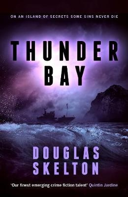 Win a signed copy of Thunder Bay by Douglas Skelton