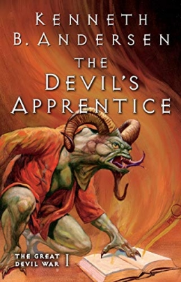Win a SIGNED copy of The Devil's Apprentice by Kenneth B. Andersen
