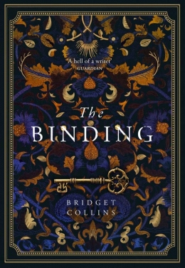 Win a Personalised Signed Copy of The Binding!