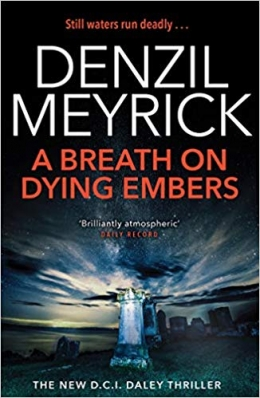 Win A Signed Copy of A Breath on Dying Embers and a Reading Treat!