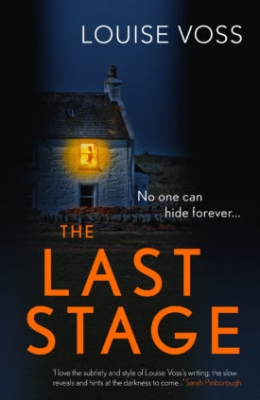 Win a Signed copy of The Last Stage by Louise Voss!
