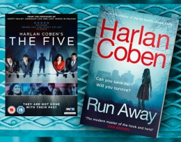 Win a Copy of Run away and a copy of Harlan Coben's The Five!