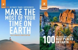 Win The Ultimate Rough Guides Travel Guide Set!