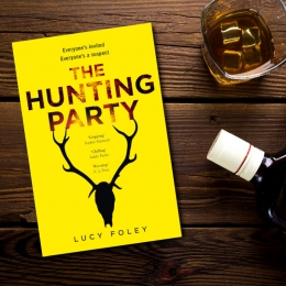 Win A copy of The Hunting Party Plus a Premium Bottle of Whiskey!