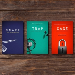 Win a Signed set of the Reykjavik Noir trilogy (Snare, Trap and Cage) by Lilja Sigurdardottir