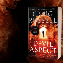 Win a signed copy of The Devil Aspect by Craig Russell PLUS an Escape Room for two!