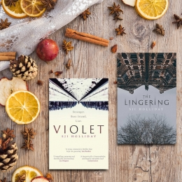 Win A Signed Set of The Lingering & Violet by SJI Holliday