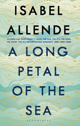 Win Luxury Stationery to Tell Your own Story with A Long Petal of the Sea by Isabel Allende!