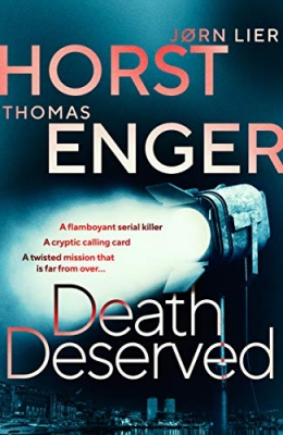 Win a Signed Copy of Death Deserved!
