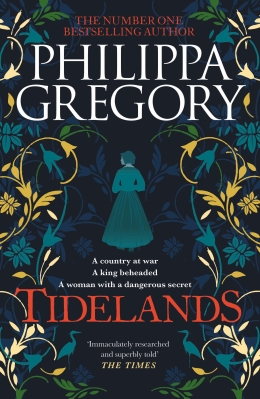 Win a signed copy of Tidelands by Philippa Gregory!