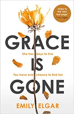 Win a Signed copy of Grace is Gone!