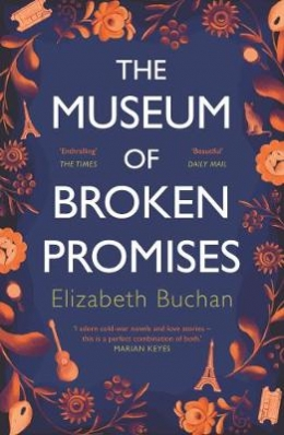 Win a Paperback copy of The Museum of Broken Promises!