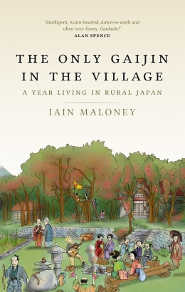 Win a Signed copy of The Only Gaijin in the Village!