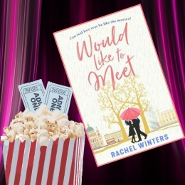 Win A Stack of Rom Com Books and a Cinema Voucher for Two!