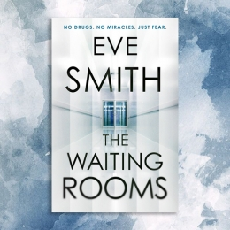 Win A Signed Copy of The Waiting Rooms