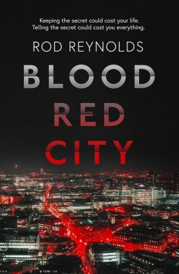 Signed Blood Red City Giveaway!