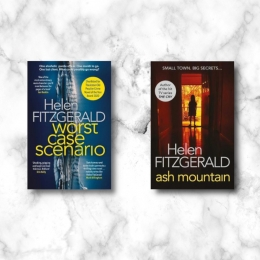 Win a copy of Worst Case Scenario and Ash Mountain!