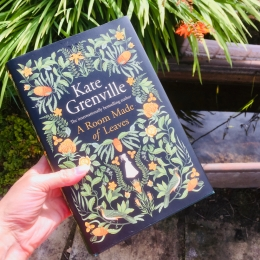 Win a Signed Copy of Kate Grenville's A Room Made of Leaves