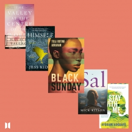 Win a set of Canongate Debuts Including Black Sunday!