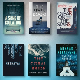 Win an Epic Crime Fiction Bundle from Orenda!