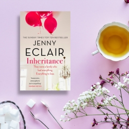 Win a Signed Copy of Inheritance by Jenny Eclair!