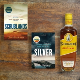 Win a copy of Scrublands and Silver as well as an accompanying tipple