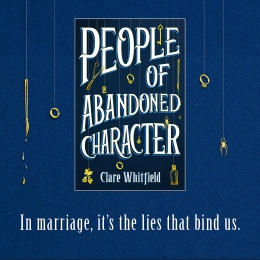 Win a Signed Copy Of People Of Abandoned Character!
